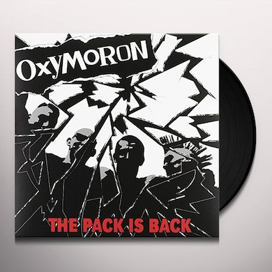 Oxymoron PACK IS BACK Vinyl Record