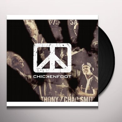 CHICKENFOOT Vinyl Record - Holland Release