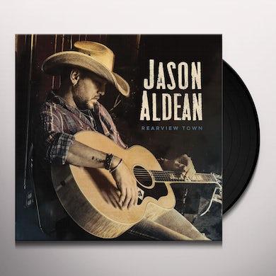 Jason Aldean REARVIEW TOWN Vinyl Record