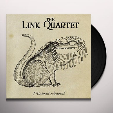 Link Quartet MINIMAL ANIMAL Vinyl Record