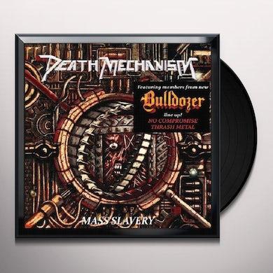 Death Mechanism MASS SLAVERY Vinyl Record
