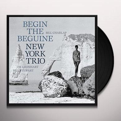 New York Trio BIGIN BIGIN Vinyl Record