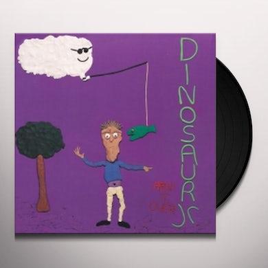 Dinosaur Jr. HAND IT OVER Vinyl Record