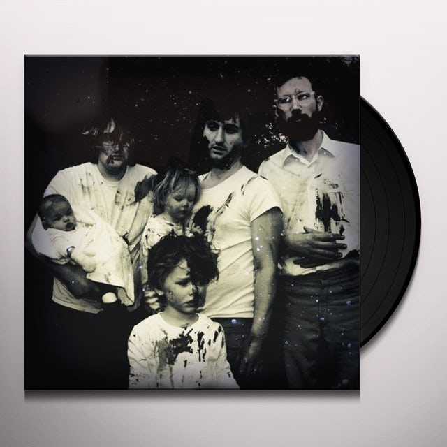 Young Knives SICK OCTAVE Vinyl Record