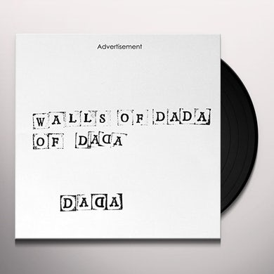 Walls Of Dada Vinyl Record