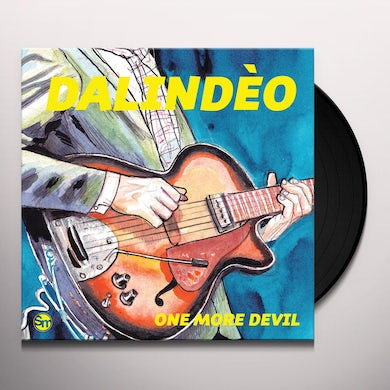 Dalindeo ONE MORE DEVIL Vinyl Record