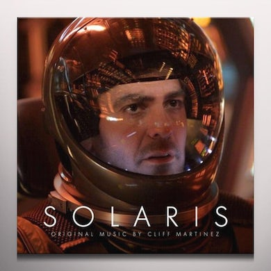 Cliff Martinez SOLARIS / O.S.T. Vinyl Record