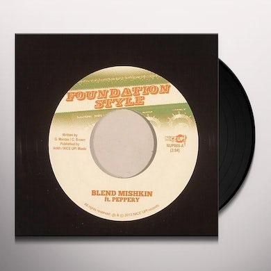 Blend Mishkin FOUNDATION STYLE Vinyl Record