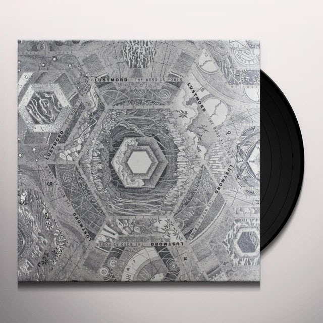 Lustmord WORD AS POWER Vinyl Record