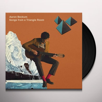 Aaron Beckum SONGS FROM A TRIANGLE ROOM Vinyl Record