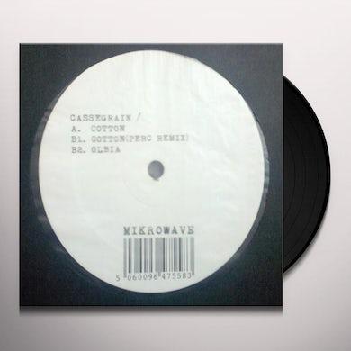 Cassegrain COTTON & OLBIA Vinyl Record