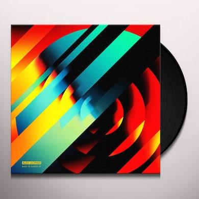 Alex Gopher BACK TO BASICS Vinyl Record