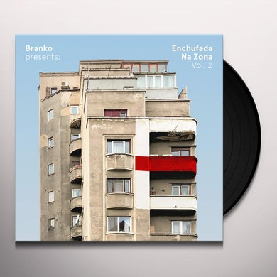 BRANKO PRESENTS: ENCHUFADA NA ZONA 2 Vinyl Record