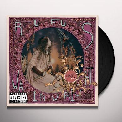Rufus Wainwright WANT TWO Vinyl Record