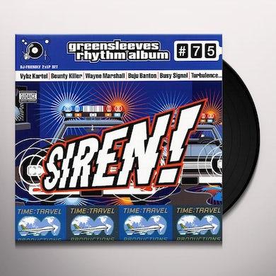 Siren / Various Vinyl Record