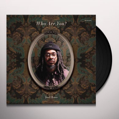 Joel Ross Who Are You? (Lp) Vinyl Record