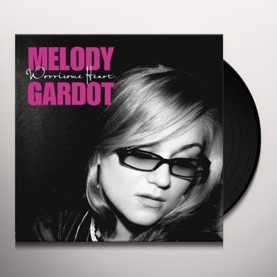 Melody Gardot WORRISOME HEART Vinyl Record