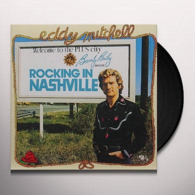 Eddy Mitchell ROCKING IN NASHVILLE Vinyl Record