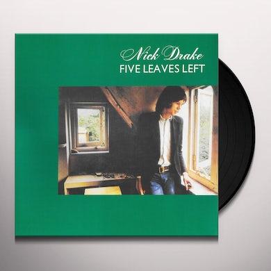 Five Leaves Left (LP) Vinyl Record