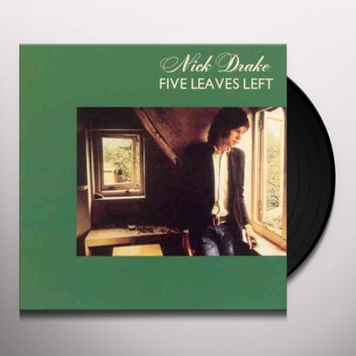 Nick Drake FIVE LEAVES LEFT Vinyl Record