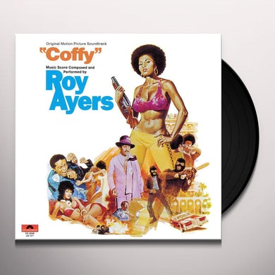 Roy Ayers COFFY Vinyl Record