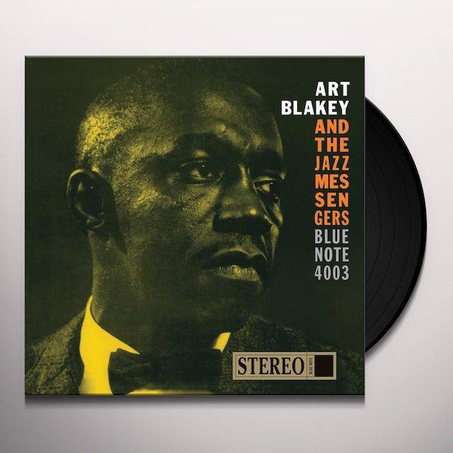 Art Blakey & The Jazz Messengers MOANIN Vinyl Record