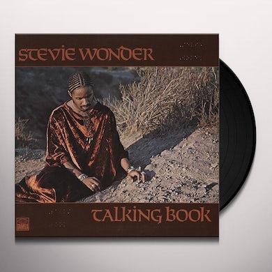 Stevie Wonder  Talking Book Vinyl Record