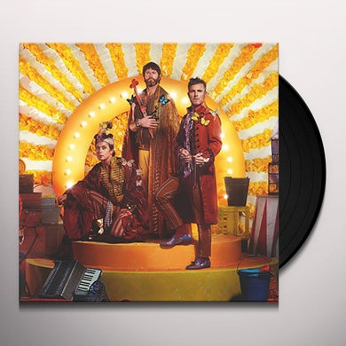Take That WONDERLAND Vinyl Record