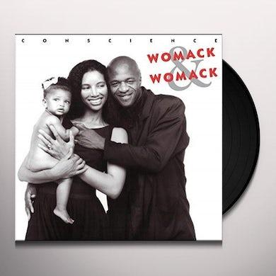 Womack & Womack CONSCIENCE Vinyl Record