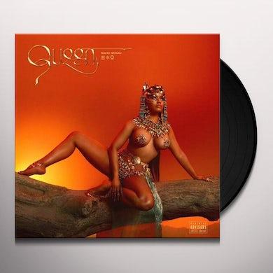 Nicki Minaj QUEEN Vinyl Record