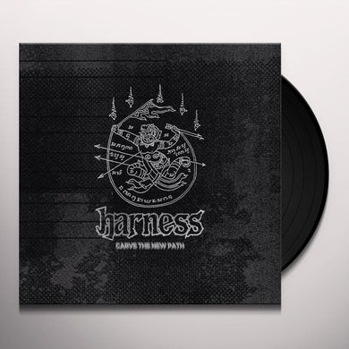 Harness CARVE THE NEW PATH Vinyl Record
