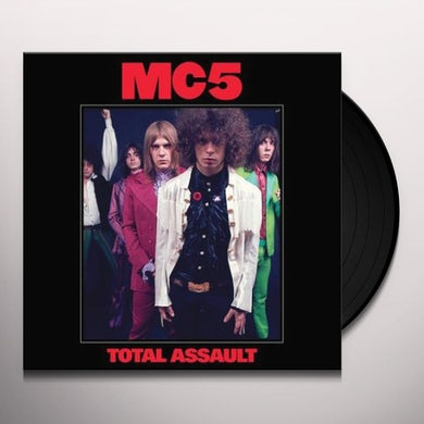 Total Assault (50th Anniversary Collection) Vinyl Record