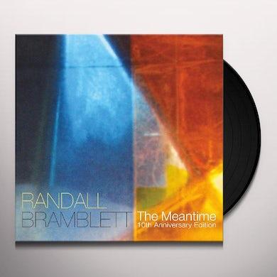 Randall Bramblett MEANTIME (10TH ANNIVERSARY EDITION) Vinyl Record