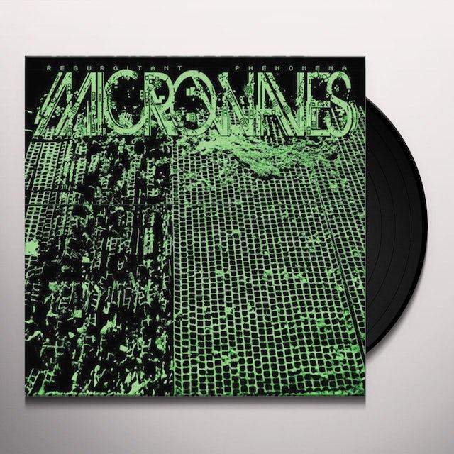 Microwaves REGURGITANT PHENOMENA Vinyl Record