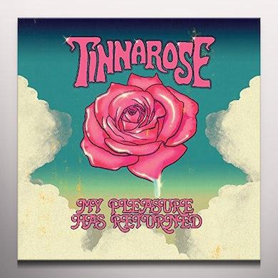 Tinnarose MY PLEASURE HAS RETURNED Vinyl Record