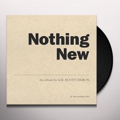 NOTHING NEW Vinyl Record