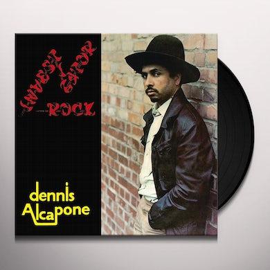 Dennis Alcapone INVESTIGATOR ROCK Vinyl Record