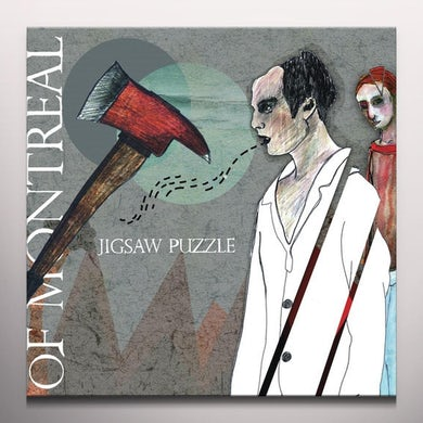 Of Montreal JIGSAW PUZZLE Vinyl Record - Colored Vinyl, Digital Download Included