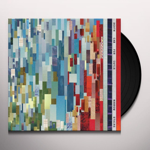 Death Cab For Cutie NARROW STAIRS Vinyl Record