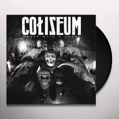 Coliseum HOUSE WITH A CURSE Vinyl Record