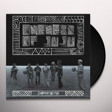CHAPTER TWO: NIA Vinyl Record