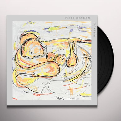 Peter Gordon EIGHTEEN Vinyl Record