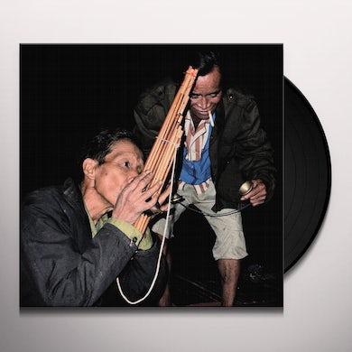 Laurent Jeanneau MUSIC OF SOUTHERN LAOS Vinyl Record