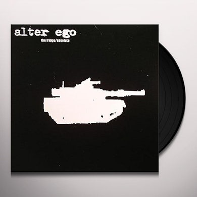 Alter Ego FRIDGE Vinyl Record