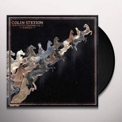 Colin Stetson NEW HISTORY WARFARE 2: JUDGES Vinyl Record