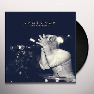Lambchop LIVE AT XX MERGE Vinyl Record