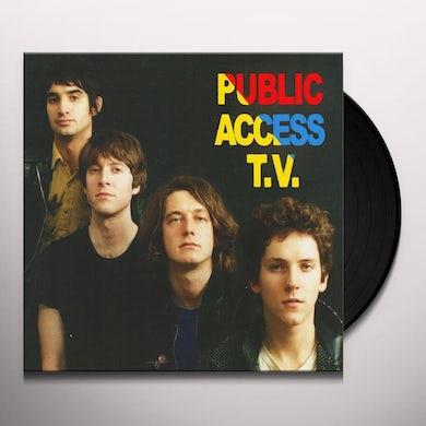 PUBLIC ACCESS TV NEVER ENOUGH Vinyl Record