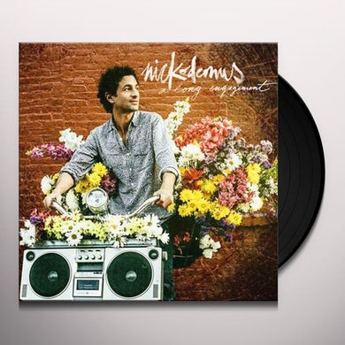 Nickodemus A LONG ENGAGEMENT Vinyl Record
