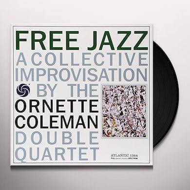 Ornette Coleman FREE JAZZ Vinyl Record