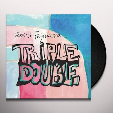 Tomas Fujiwara TRIPLE DOUBLE Vinyl Record
